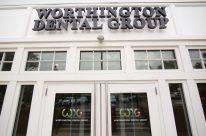 exterior of Worthington Dental Group
